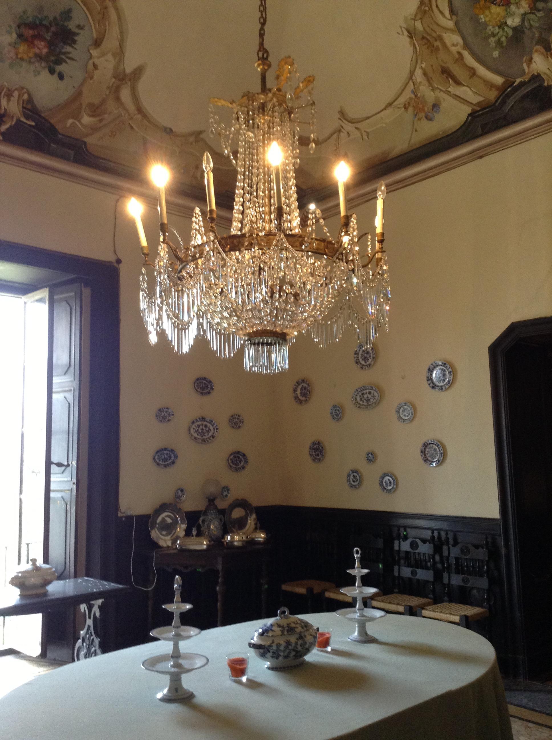 Sala da pranzo stile barocco louisxv barocco sala da pranzo in stile antico replikat vetrina - Sala da pranzo stile barocco ...
